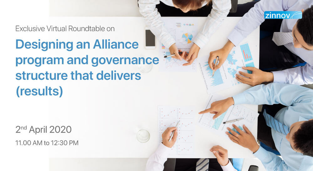 Designing an Alliance program and governance structure that delivers (results)