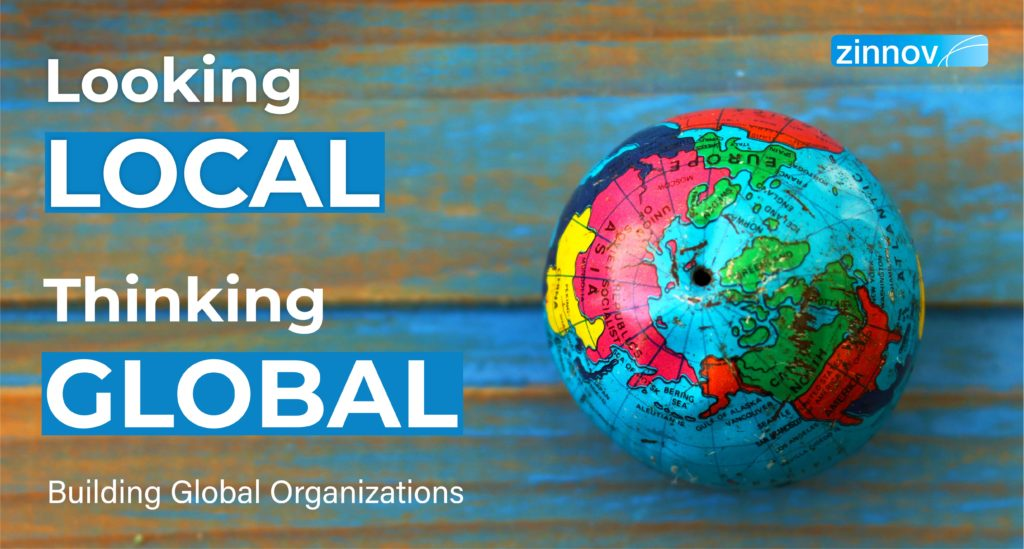 Building Global Organizations