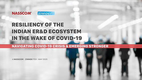 Zinnov - Nasscom POV on Resiliency of Indian ER&D Ecosystem in Navigating COVID-19