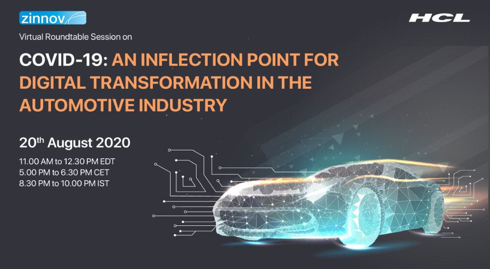 COVID-19: An Inflection Point for Digital Transformation in the Automotive Industry