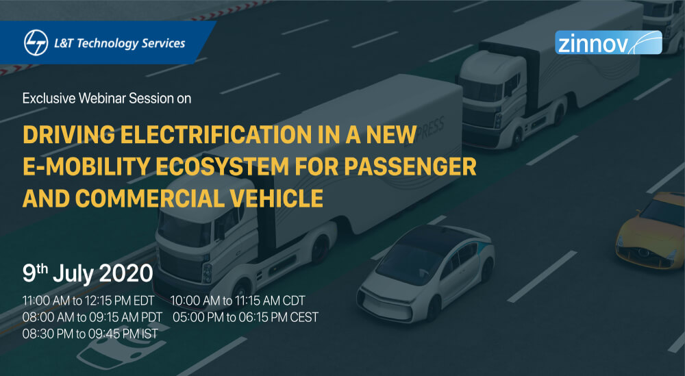 Driving Electrification in a new e-Mobility ecosystem for Passenger and Commercial Vehicles