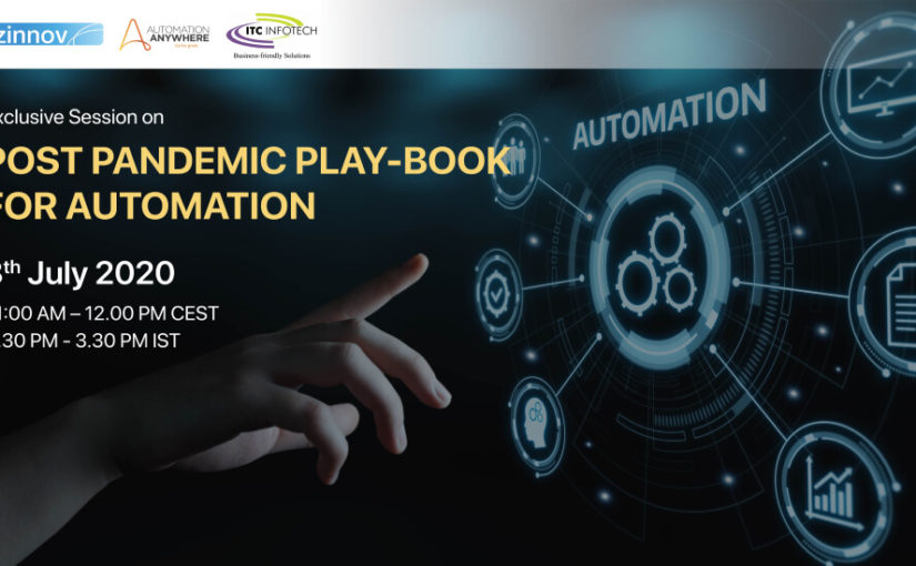 "Fireside Chat on ""Post Pandemic Playbook for Automation"""