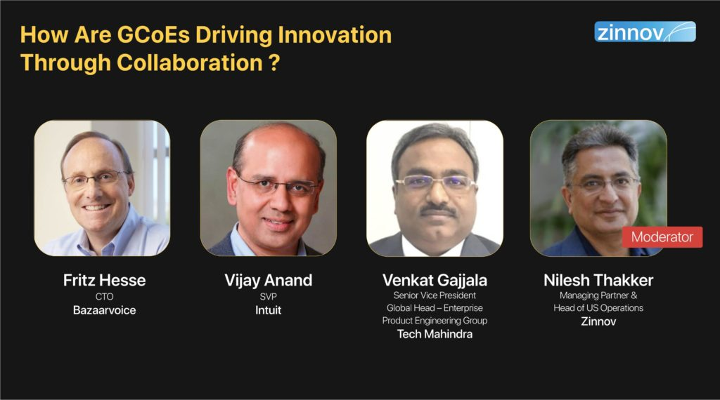 Innovation in GCoEs
