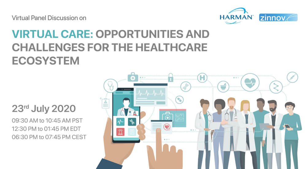 Virtual Care: Opportunities and Challenges for the Healthcare Ecosystem