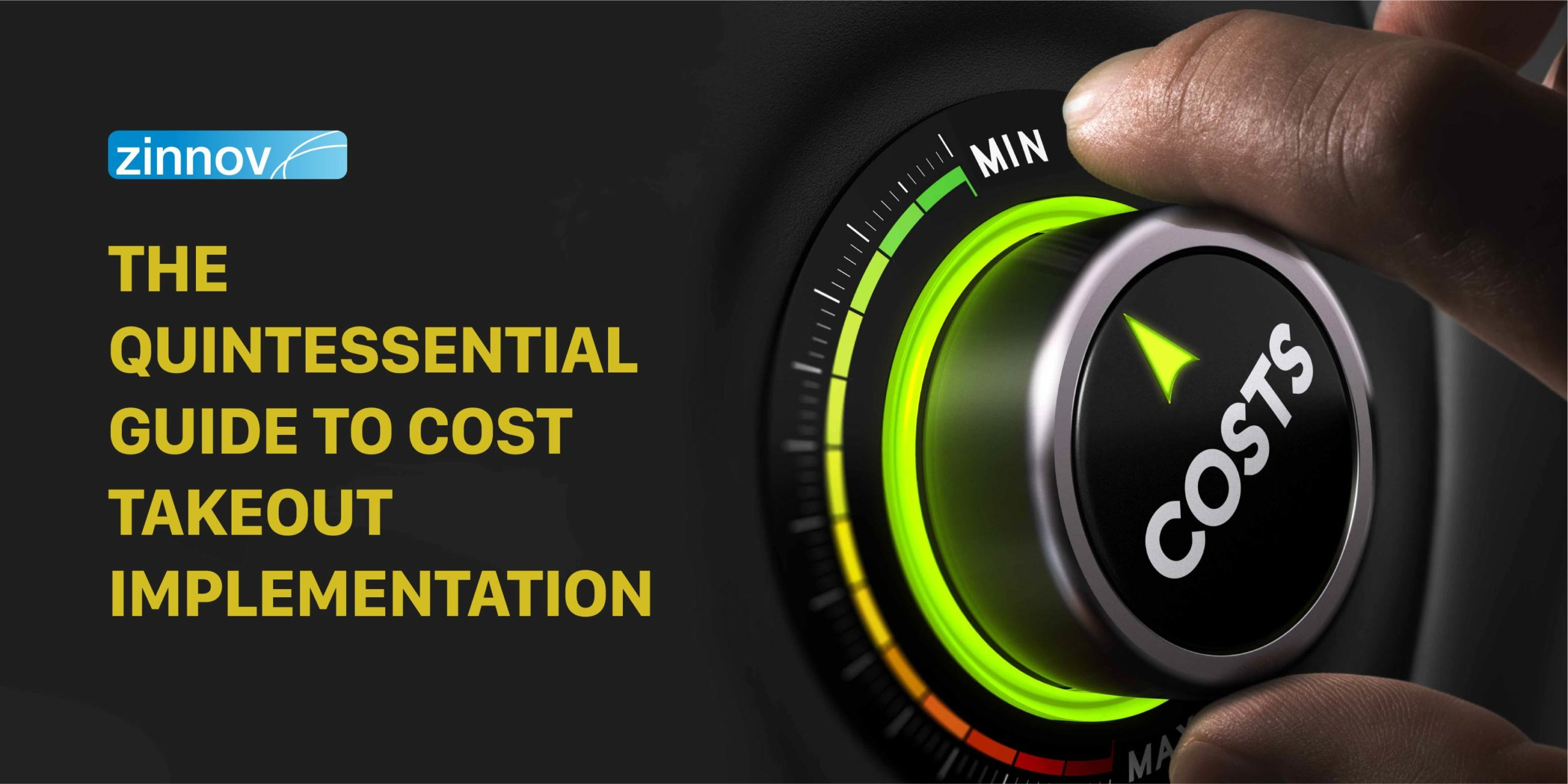 Cost Takeout – The 3 Critical Cogs In The Cost Optimization Strategy