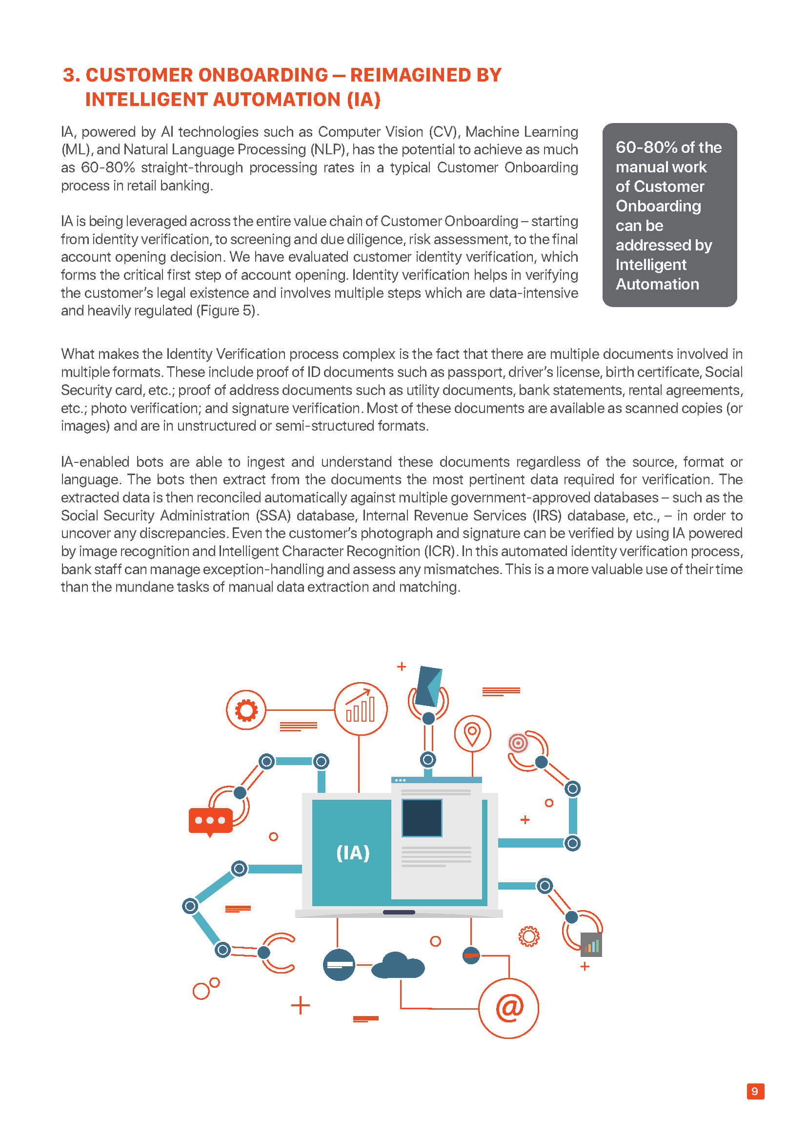 Reimagining Customer Onboarding For Banks: Intelligent Automation In The Time Of COVID-19