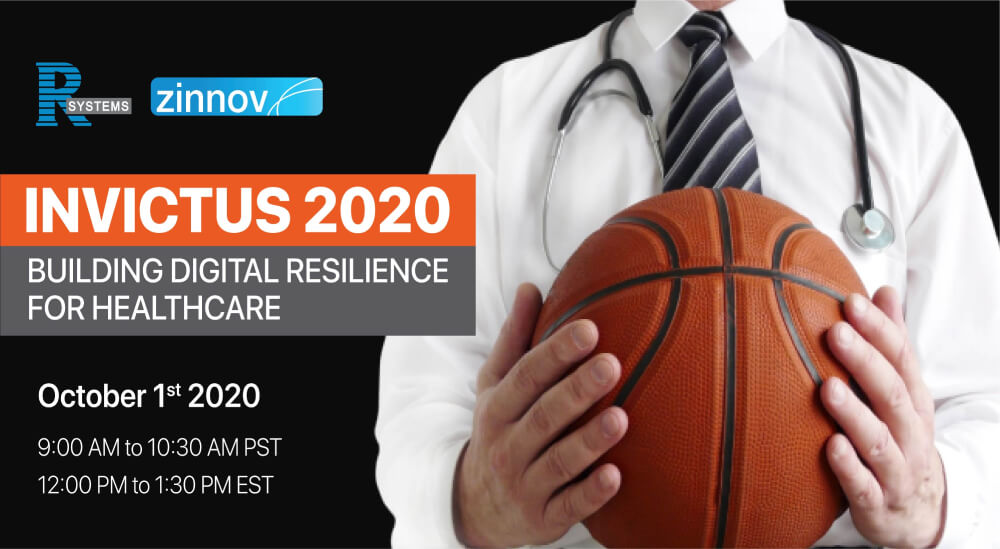 INVICTUS'2020 – Building Digital Resilience for Healthcare