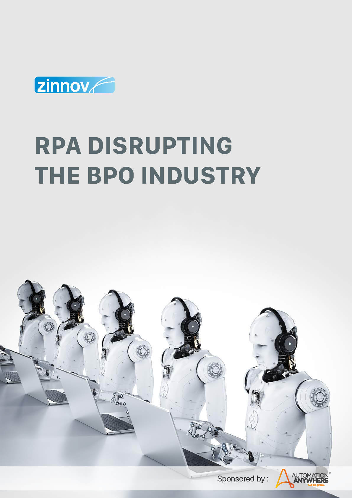 RPA Disrupting The BPO Industry