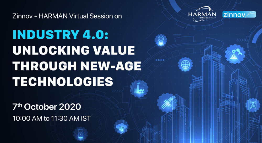 Industry 4.0 : Unlocking Value Through New-Age Technologies