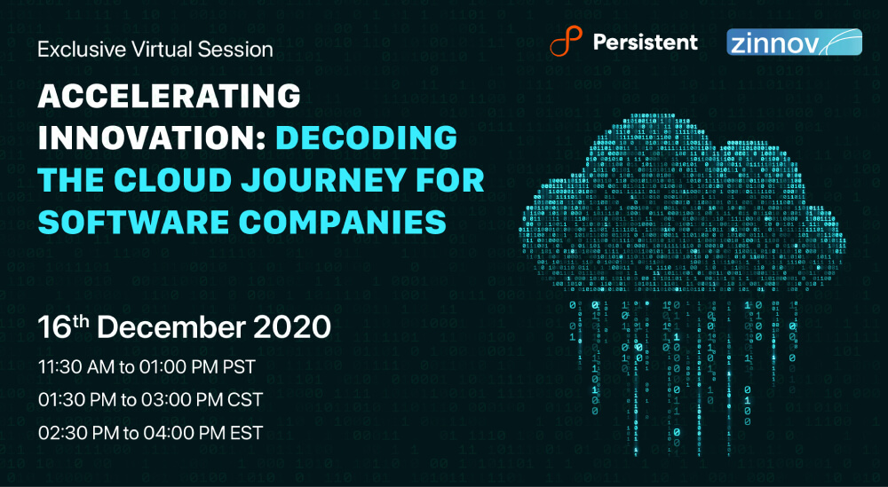 Accelerating Innovation: Decoding the Cloud Journey for Software Companies