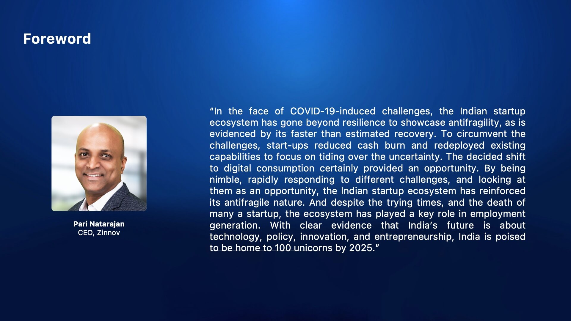 COVID-19 And The Antifragility Of Indian Start-up Ecosystem