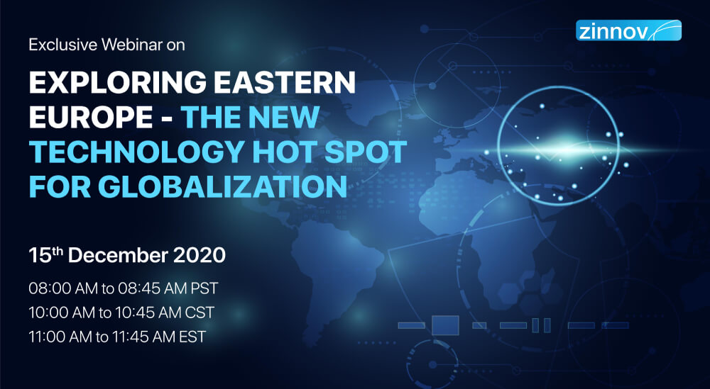 Exploring Eastern Europe – The new technology hot spot for globalization