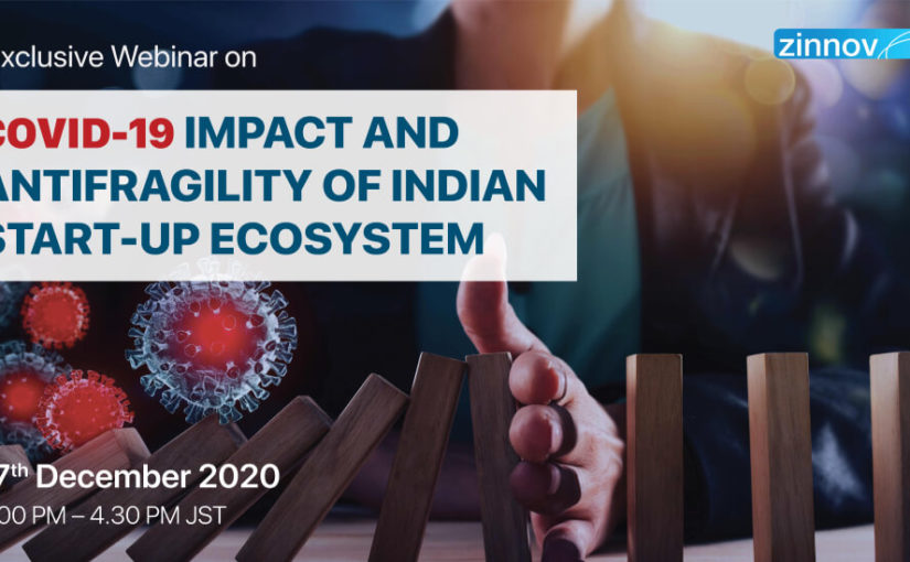 COVID-19 Impact and Antifragility of Indian Start-up Ecosystem