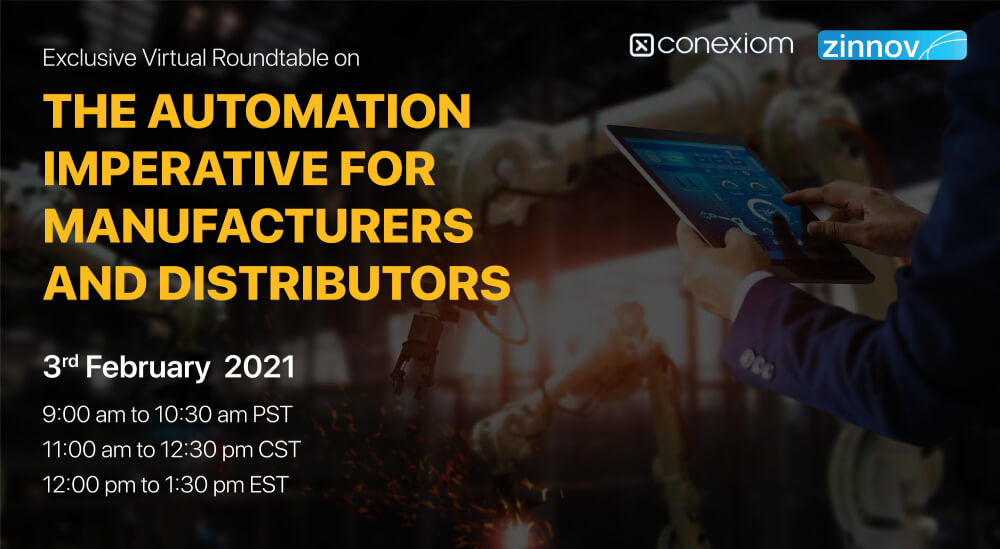 The Automation Imperative for Manufacturers and Distributors