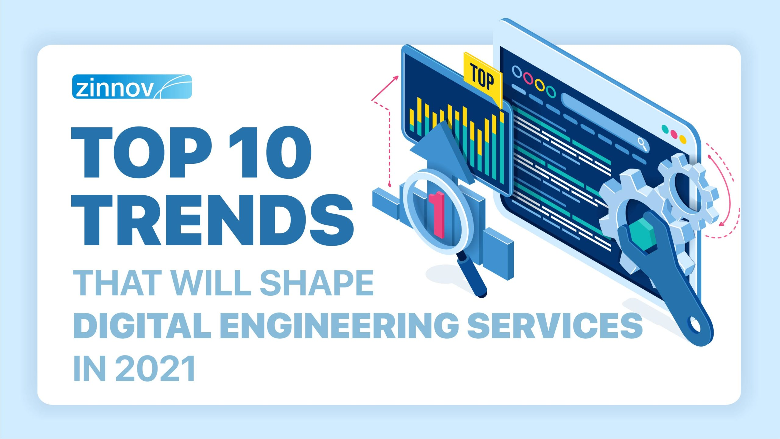 Digital Engineering services trends 2021