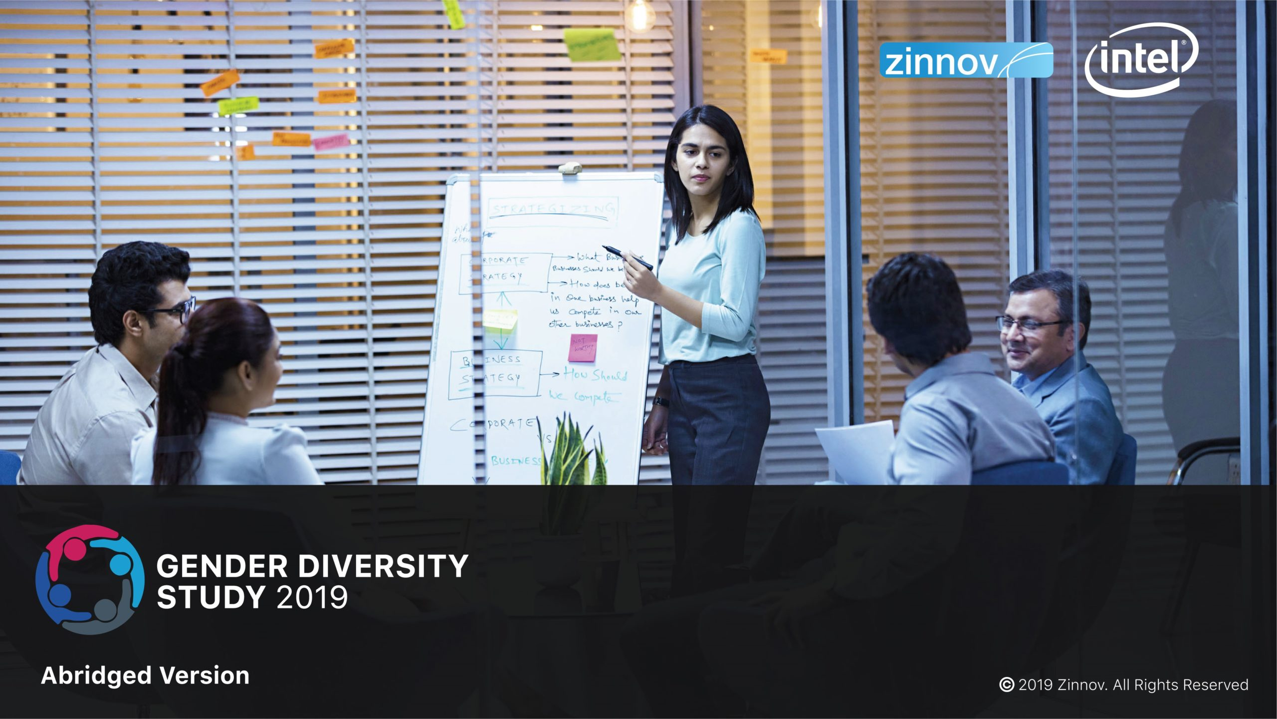Zinnov-Intel Gender Diversity Benchmark