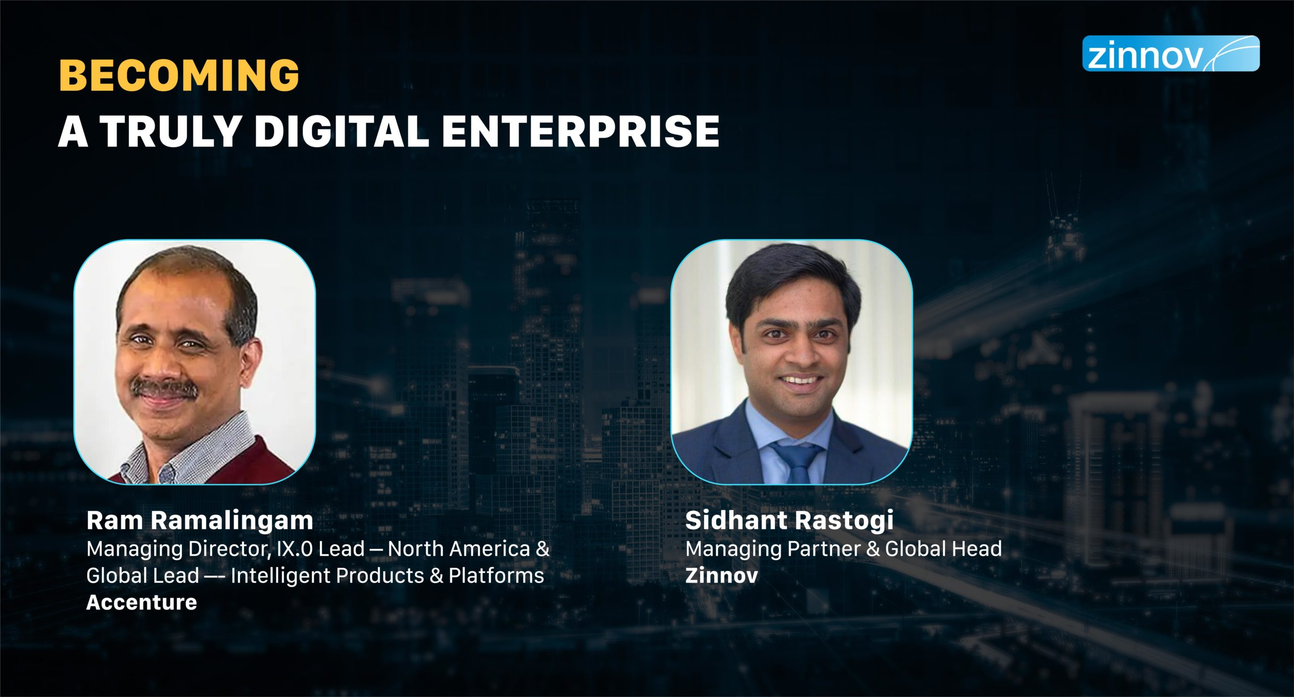 Becoming a digital enterprise