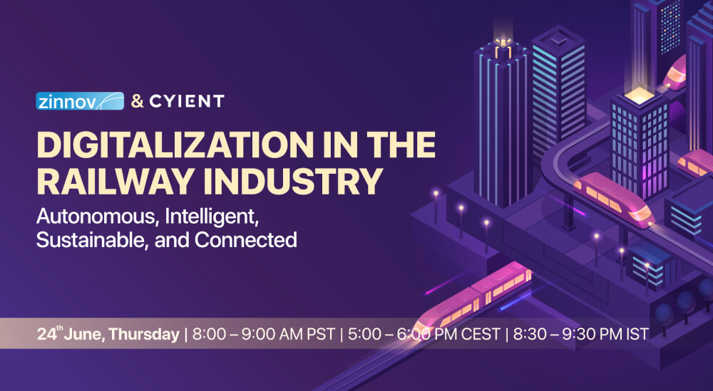 Digitalization in the Railway Industry – Autonomous, Intelligent, Sustainable, and Connected