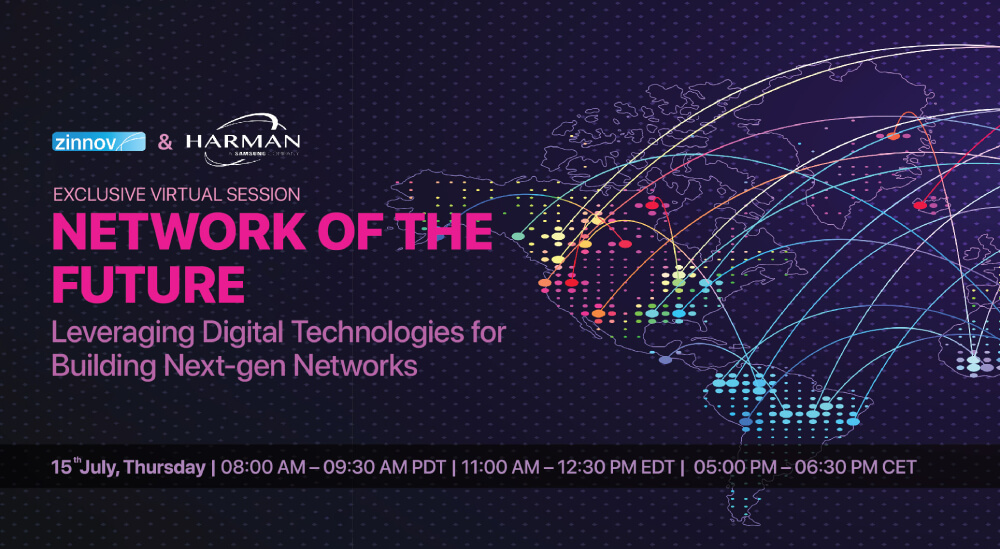 Network of the Future – Leveraging Digital Technologies for Building Next-gen Networks