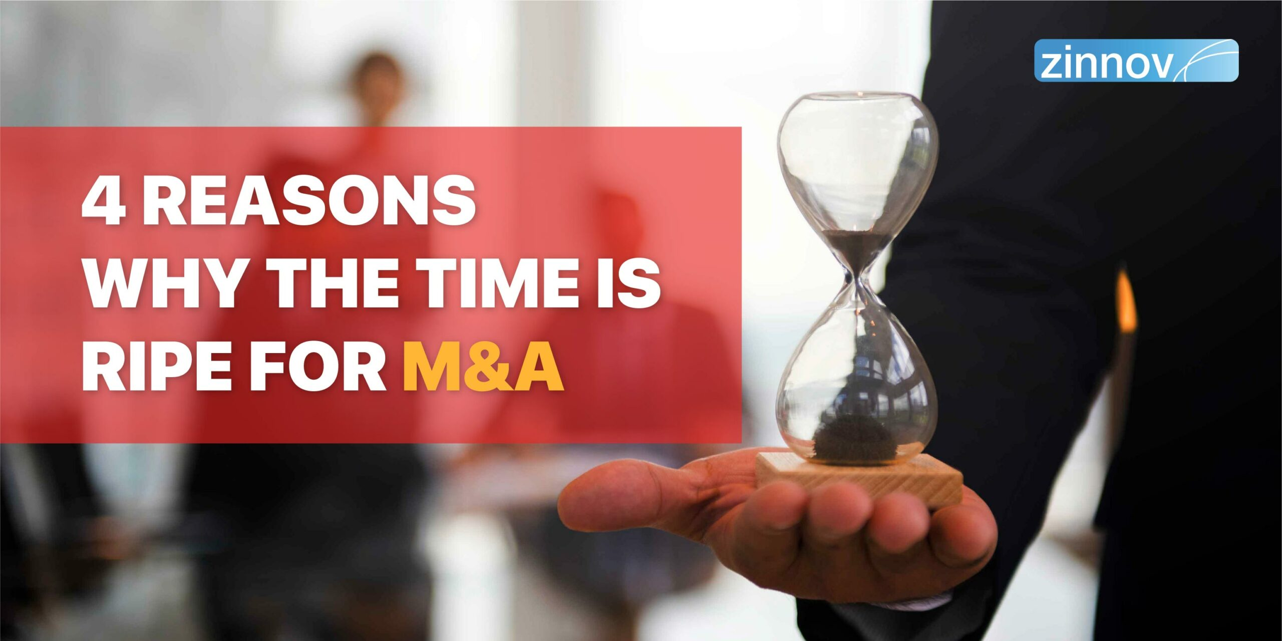 selling your business - M&A