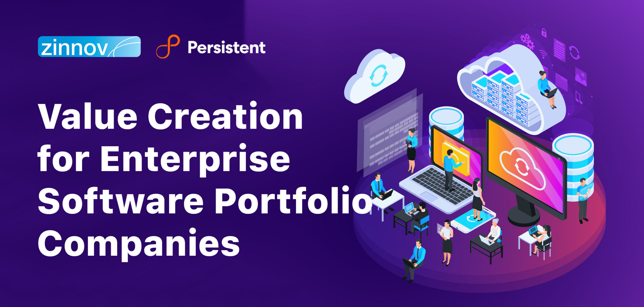 Value Creation For Enterprise Software Portfolio Companies - A Private Equity Perspective