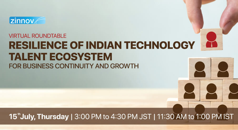 Resilience of Indian Technology Talent Ecosystem for Business Continuity and Growth