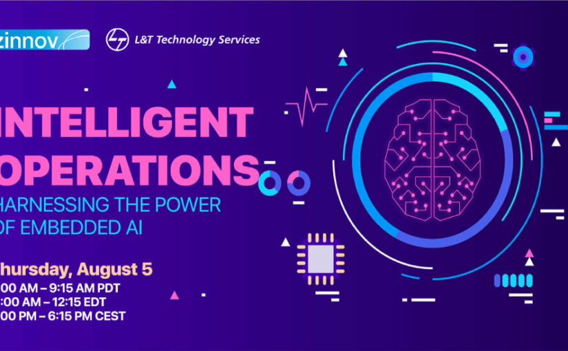 Intelligent Operations: Harnessing the power of Embedded AI
