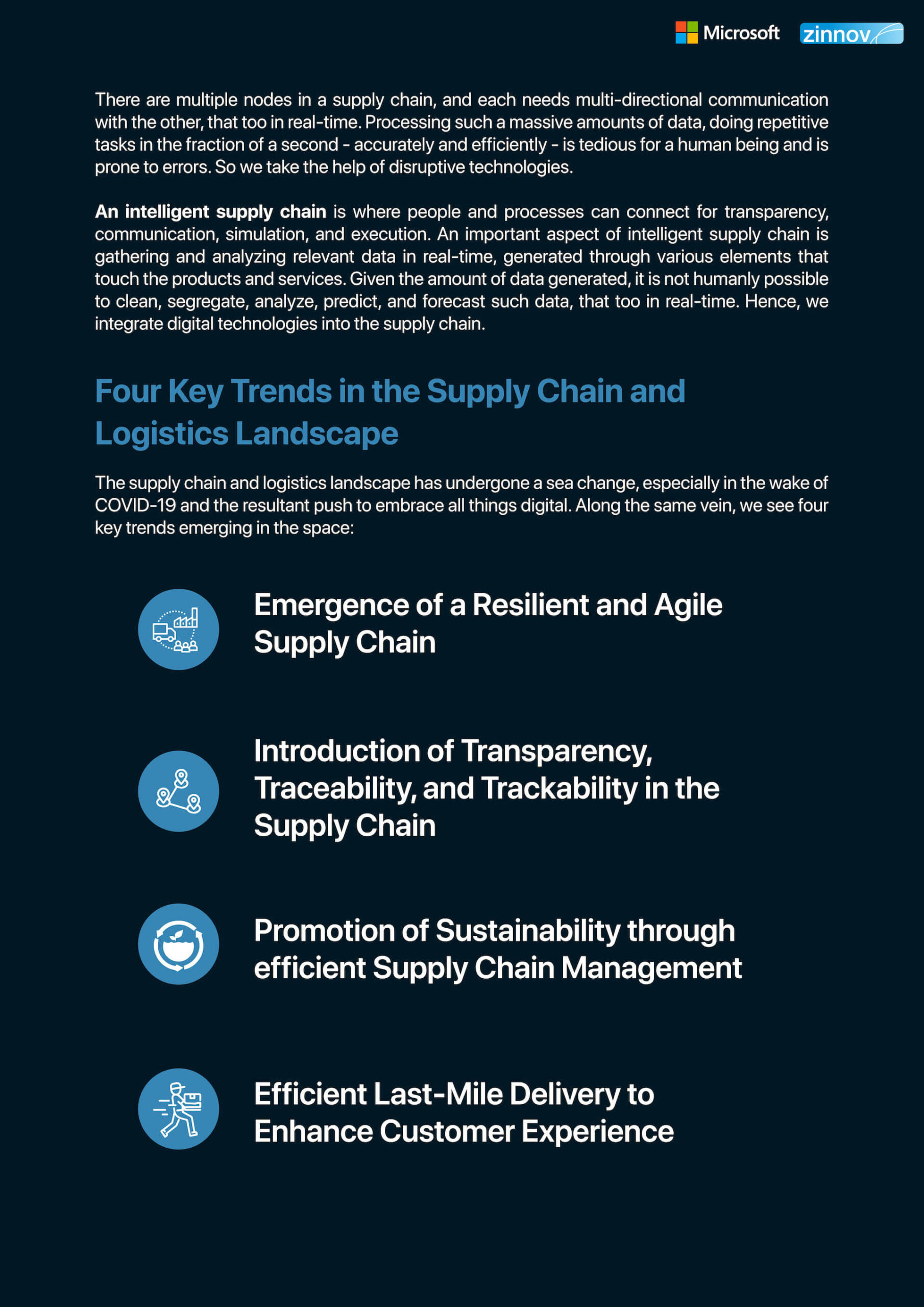 How 'Intelligent' Is Your Supply Chain?
