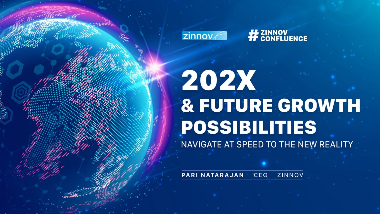 202X & Future Growth Possibilities - Navigating  The New Reality