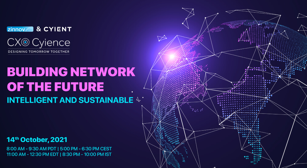 Building Network of the Future – Intelligent and Sustainable