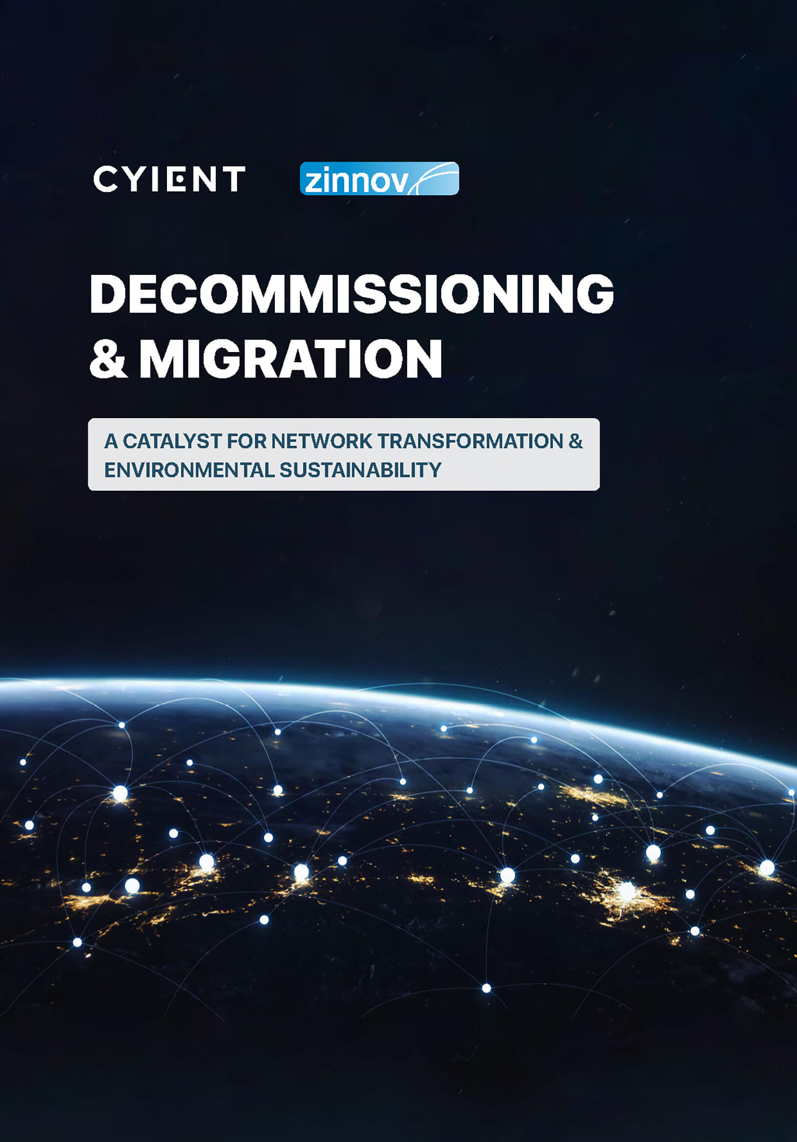 Decommissioning & Migration: A Catalyst For Network Transformation & Environmental Sustainability